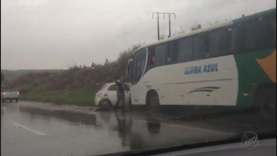 Motociclista morre e outros três ficam feridos em acidentes na região de Ribeirão