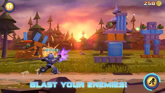 Angry Birds Transformers é o destaque da semana (Foto: Divulgação)