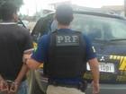 Com dois mandados de prisão em aberto, suspeito é preso pela PRF-RO