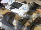 Exército e PM prendem homem com armas, drogas e dinheiro em Natal