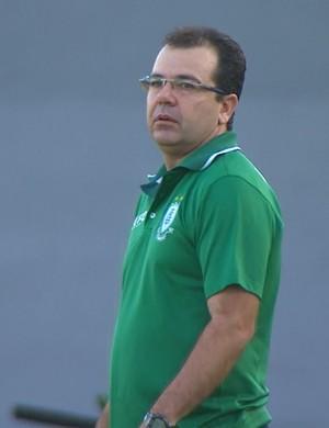 América-MG; Enderson Moreira (Foto: Reprodução/TV Globo)