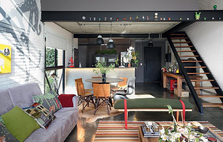 decoracao cozinha e area de servico integradas:Cozinha integrada – Casa e Jardim