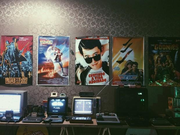 I LOVE ANOS 80 (Foto: Mariely Dalmônica/G1)