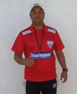 Romero Junior tecnico Usac (Foto: Divulgação / Usac)