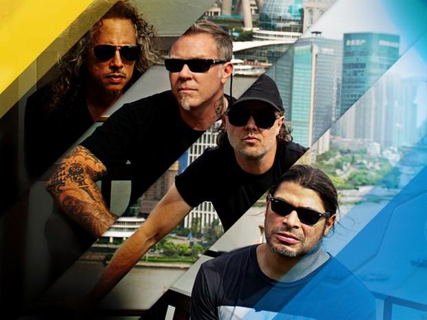 Metallica RIR (Foto: Divulgao)