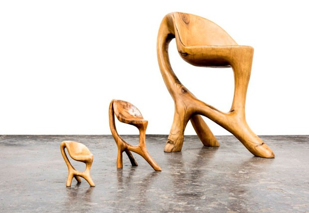 Mostra revela de miniaturas a peças gigantes de Hugo França (Foto: Divulgação)