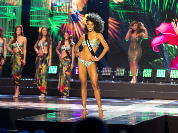A candidata do estado do Paraná, Raissa Santana, é a vencedora do concurso Miss Brasil (Foto: Lucas Ismael/Divulgação Miss Brasil BE Emotion)