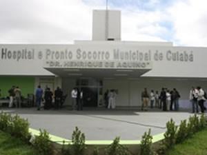 Pronto-Socorro Municipal de Cuiabá (Foto: Assessoria da prefeitura)