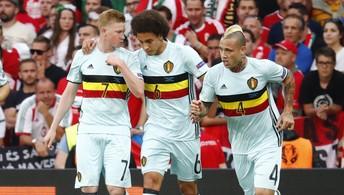 Melhores momentos de Hungria 0 x 4 Bélgica (Reuters)
