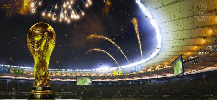 2014 Fifa World Cup Brazil foi confirmado para PS3 e Xbox 360. (Foto: Divulgação/EA) (Foto: 2014 Fifa World Cup Brazil foi confirmado para PS3 e Xbox 360. (Foto: Divulgação/EA))