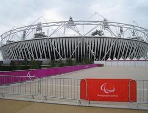 A Vila Paralímpica receberá 4.280 atletas de 165 países durante a competição (Foto: Divulgação)