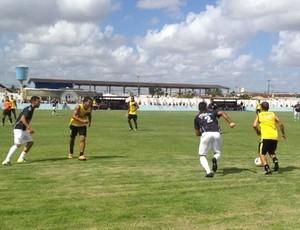 ASA jogo-treino (Foto: Everton Luiz/Arquivo Pessoal)