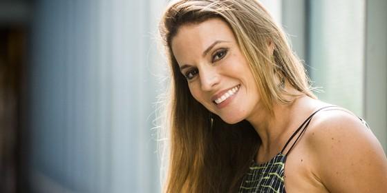 """""""Os haters são rápidos, os primeiros a se manifestar, sempre. Mas eu acho supernormal"""", diz Maíra Charken  (Foto: TV Globo/ João Miguel Jr)"""
