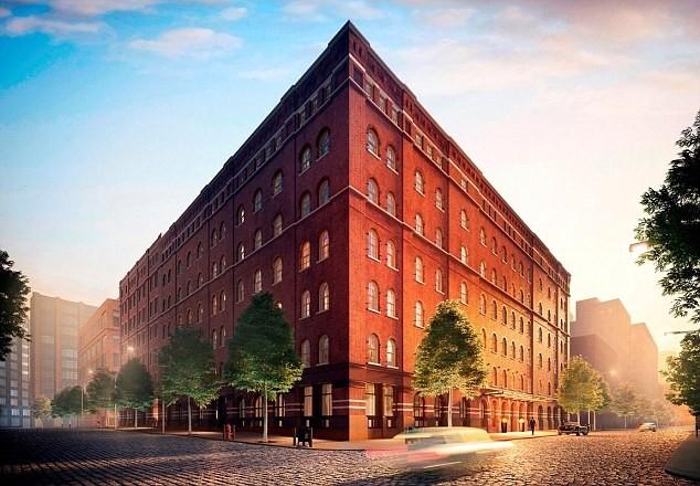 Novo apartamento de Harry Styles fica no mesmo edifício onde Justin Timberlake, Jennifer Lawrence e Blake Lively irão morar (Foto: Reprodução)