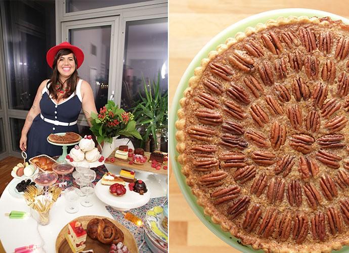 Olha que mesa deliciosa! Faça um Natal só de sobremesas!  (Foto: sériesoriginais)