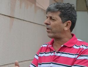 Maritaca, diretor de futebol do Ji-Paraná (Foto: Pâmela Fernandes)
