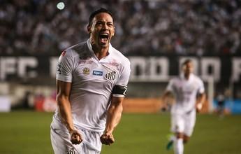 Ricardo Oliveira e Walter. Vote no gol mais bonito da rodada de quarta-feira