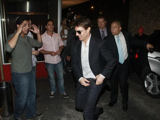 Tom Cruise (Foto: Dilson Silva/ Ag.News)