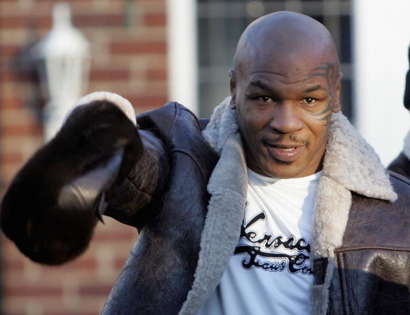 Mike Tyson (Foto: Christopher Furlong/Getty Images)