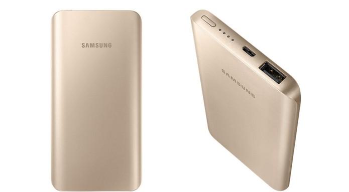 Bateria externa pode ser reaproveitada para o Galaxy S7, com potência de 3.000 mAh ou superior (Foto: Divulgação/Samsung)