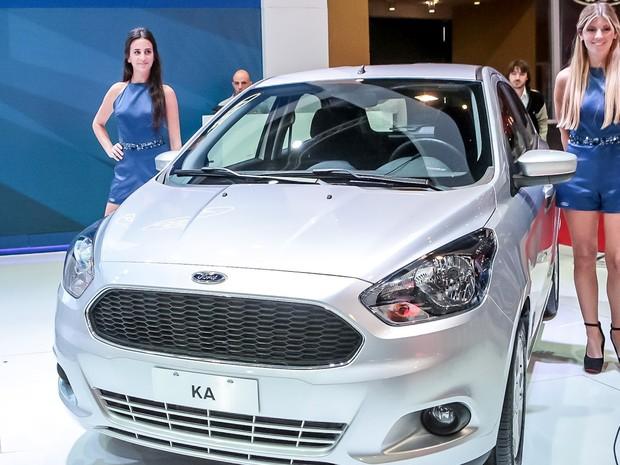 Ford Ka (Foto: Divulgação)