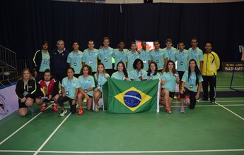 Brasil fica com a inédita medalha de prata no Pan-Americano por equipes