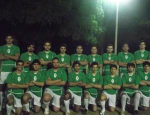 Equipe do Piauí Rugby  (Foto: Divulgação/Facebook)