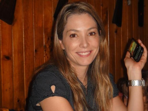 Roberta Índio do Brasil atualmente (Foto: Arquivo pessoal)
