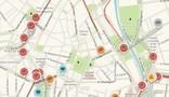 Veja o mapa do trânsito agora em São Paulo (G1)