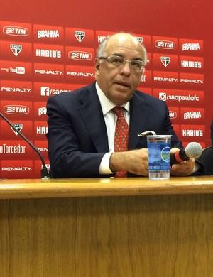 Ataide Gil Guerreiro São Paulo (Foto: Alexandre Lozetti)