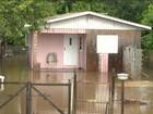 Chuva faz estragos em cidades do Rio Grande do Sul e Santa Catarina