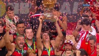 Melhores momentos: Flamengo 100 x 66  Bauru pelo quinto jogo da final do NBB