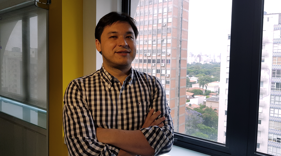 Marco , CEO da fintech brasileira Adianta (Foto: Divulgação)