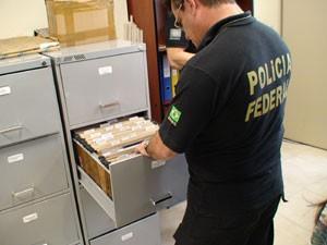 Investigação apurou desvio de milhões (Foto: Divulgação/Polícia Federal)