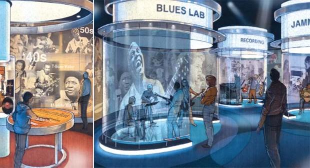 O blues terá um (novo) palco de peso  (Foto: Divulgação)