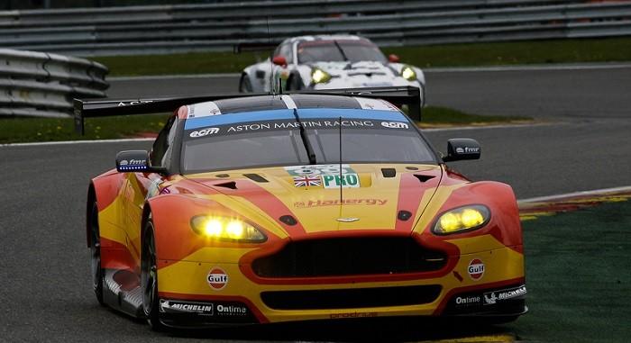Aston Martin - Fernando Rees