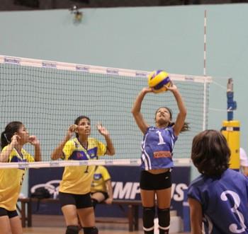 2ª divisão do Brasileiro de Vôlei Sub-17 feminino (Foto: Divulgação/CBV)