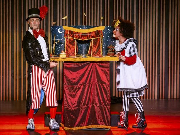 Circo de Pulgas será apresentado em Bauru (Foto: Divulgação)
