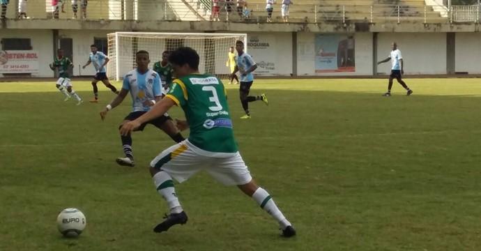 Sparta empata com o Gurupi e chega à final do Tocantinense pela primeira vez  (Foto: Lucas Ferreira/ TV Anhanguera)
