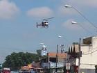 Dois são detidos por furto de veículo após perseguição em São José, SP