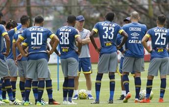 Pela primeira vez, Cruzeiro não pode focar na reta final da Copa do Brasil