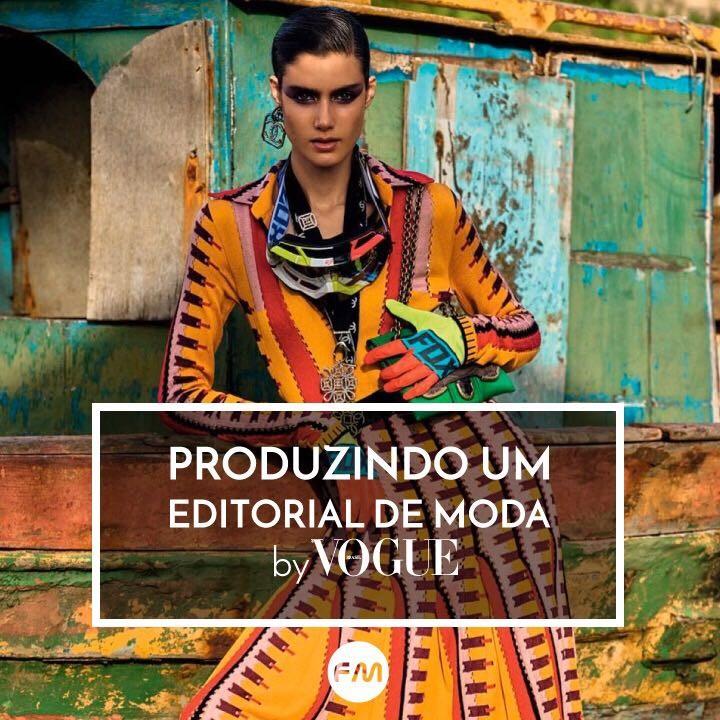 Fashion Meeting: produzindo um editorial de moda by Vogue Brasil (Foto: Divulgação)