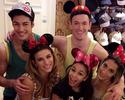 """Após sucesso na Rio 2016, ginastas do Brasil curtem férias na Disney: """"Lindo"""""""