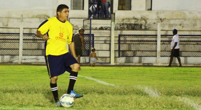 Técnico Flávio Araújo (Foto: Josiel Martins)