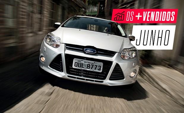 Os mais vendidos - Ford Focus (Foto: Autoesporte)