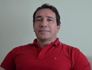 Gilson Dória falou sobre os trinos da Grécia em Aracaju (Foto: Felipe Martins)