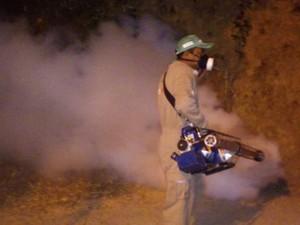Malária, casos registrados, Macapá, Amapá, campanha de combate, borrifação (Foto: Divulgação/Semsa)