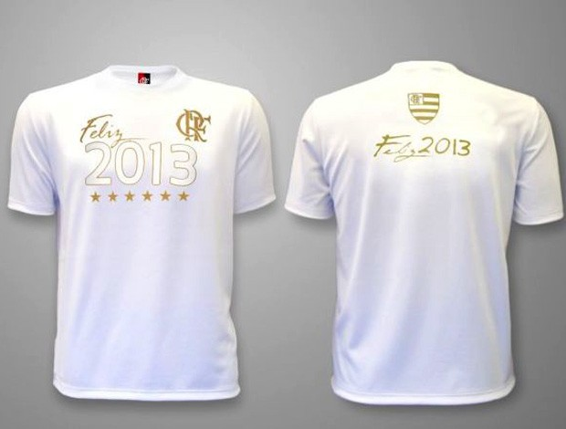 Flamengo lança camisa especial para seus torcedores usarem no ano ... 848a247395c54
