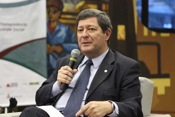 Presidente do Fórum Nacional Contra a Pirataria e a Ilegalidade (FNCP), Edson Vismona (Foto: Reprodução/GOV-MG)