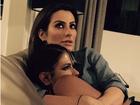 Antonia Morais posta foto e se declara em aniversário de Cleo Pires